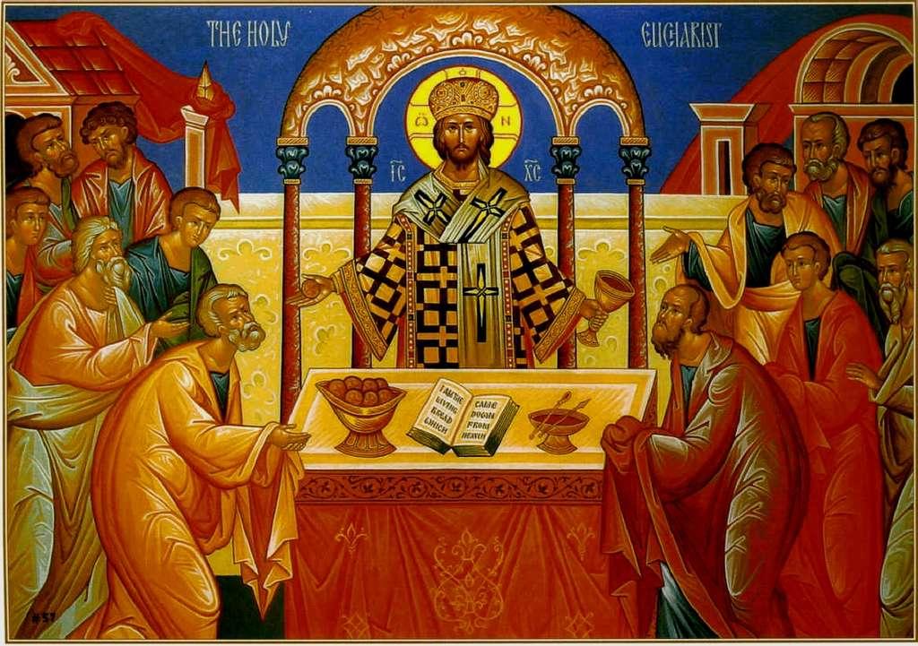 беседа о хлебе жизни как учение о евхаристии база